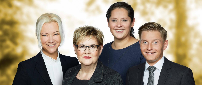Das Schlüter Bestattungen Team